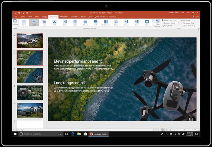 微软Office 2019消费者及中型企业版国内上市:零售版748元