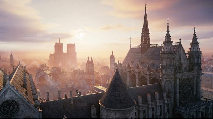 说出来你或许不信,巴黎圣母院的重建可能要靠育碧-IT帮