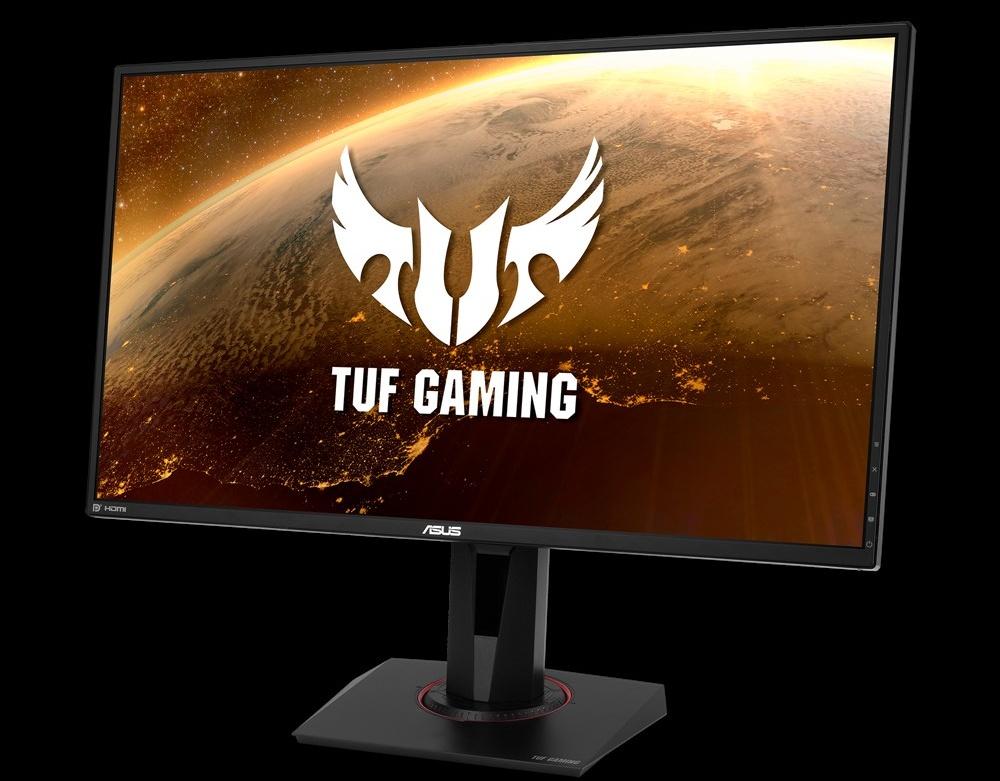 华硕推出TUF Gaming  VG27BQ游戏