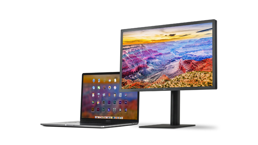 LG更新UltraFine 5K显示器:支持