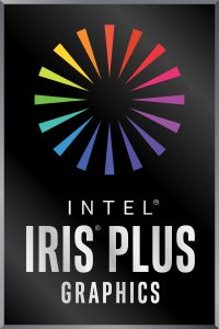 Intel Iris Plus Graphics logo