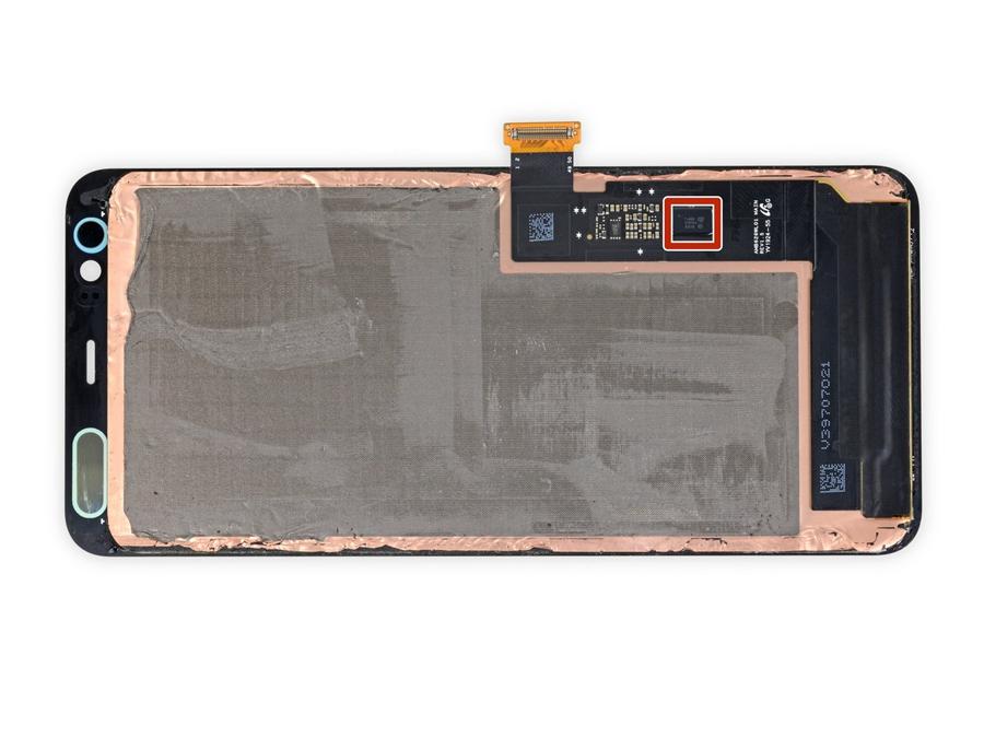 谷歌Pixel 4 XL拆机报告: 除了Soli雷达芯片,还有神秘的三星内存-新界线