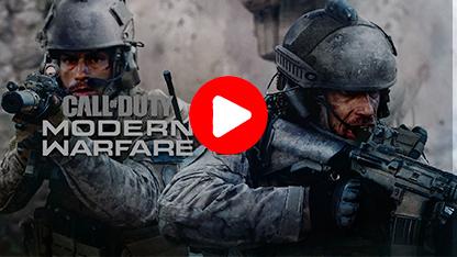 [视频] 《使命召唤: 现代战争》SUPER系显卡需求测试