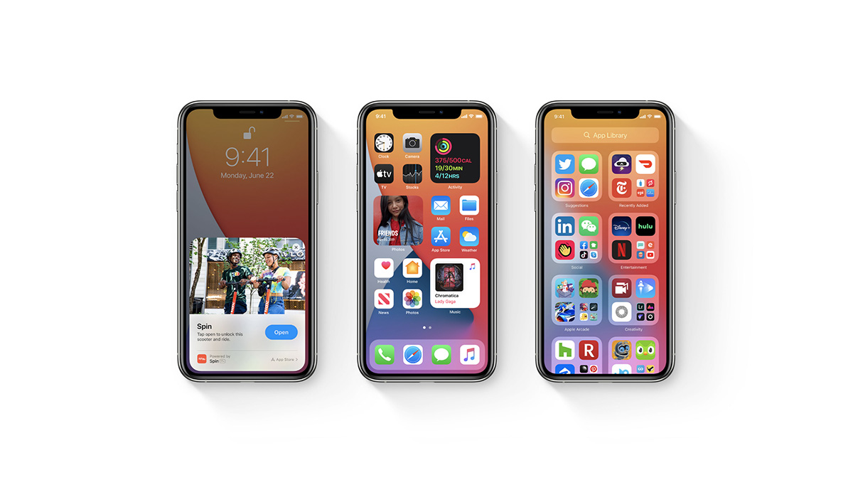 iOS 14.0.1是你iPhone想要的秋天第一次软件更新