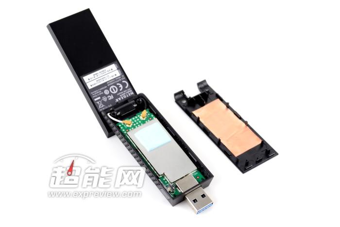 用USB 3 0解决性能瓶颈,网件A6210无线网卡效能评测- 超能网